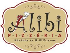 ALIBI - PIZZÉRIA kávéház és Grill étterem
